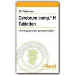 Heel Cerebrum Compositum H Tabletten 250st