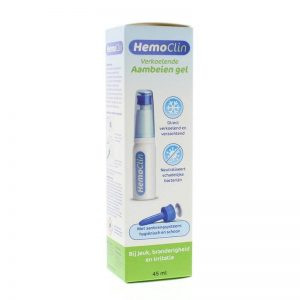 Hemoclin Aambeien Gel + applicator