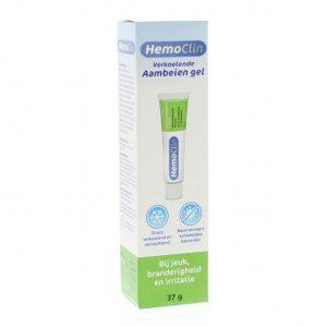 Hemoclin Aambeien Gel tube + canule