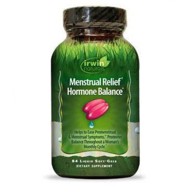 Irwin Naturals Menstrual Relief Soft Gel Capsules
