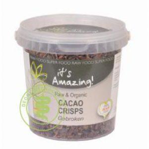 Its Amazing Cacao Crisps Gebroken 400 gr