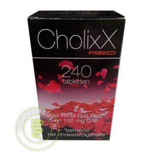IxX Cholixx Red Capsules 240st