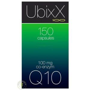 IxX UbixX 100 Capsules 150st