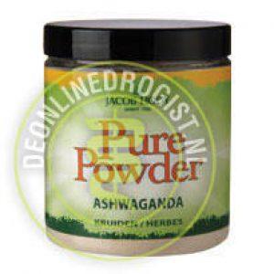 Jacob Hooy Pure Powder Ashwaganda 130gr