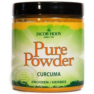 Jacob Hooy Pure Powder Curcuma