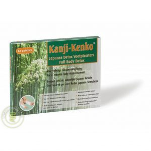 Kanji Kenko Detox Pleisters 12 ST