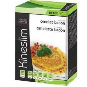 Kineslim Omelet Bacon