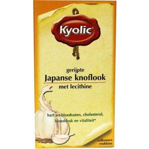 Kyolic Japanse Knoflook met Lecithine Capsules