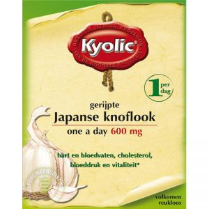 Kyolic Knoflook One a day Tabletten 100st