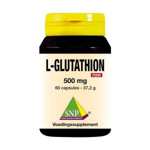 L-Glutathion 500 mg puur