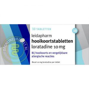 Leidapharm Hooikoorts Loratadine