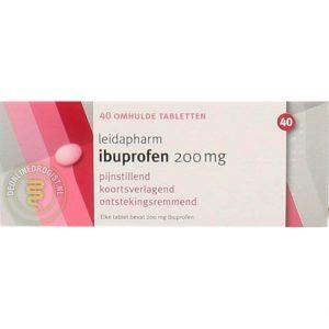 Leidapharm Ibuprofen 200mg 40st