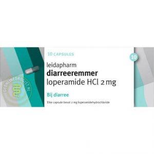 Leidapharm Loperamide 2mg
