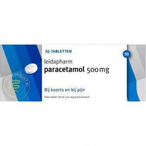 Leidapharm Paracetamol 500mg 50st