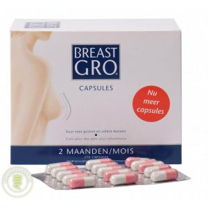 Liberty Healthcare BreastGro Capsules 270st