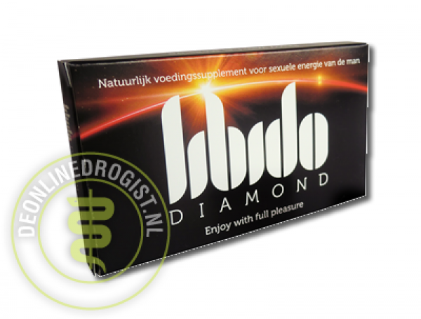 Libido Diamond Capsules 10ST