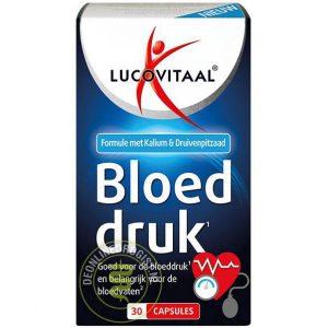 Lucovitaal Bloeddruk Capsules