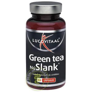 Lucovitaal NuSlank Green Tea Capsules