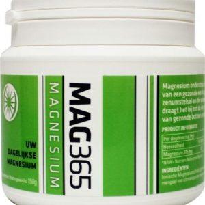 Mag365 Magnesium Poeder Naturel