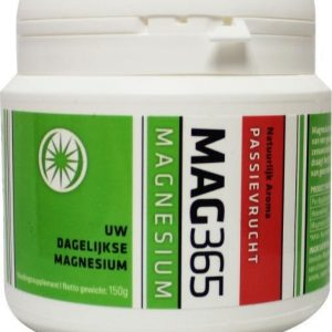 Mag365 Magnesium Poeder Passievrucht