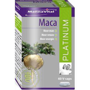 MannaVital Maca Platinum Capsules