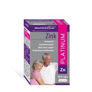 MannaVital Zink Platinum Capsules