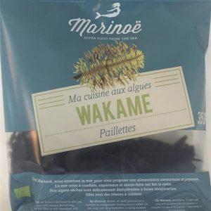 Marinoe Wakame Vlokken 35gr