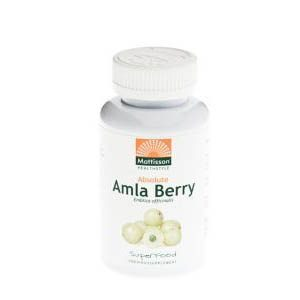Mattisson HealthStyle Absolute Amla Berry Extract Capsules 60st