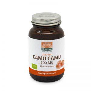 Mattisson HealthStyle Absolute Camu Camu Capsules 60st