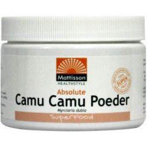 Mattisson HealthStyle Absolute Camu Camu Poeder 120gr