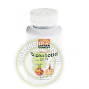 Mattisson HealthStyle Absolute Rozenbottel Olie 500mg Capsules 90st