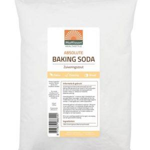Mattisson HealthStyle Baking Soda Zuiveringszout