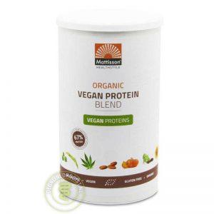 Mattisson HealthStyle Blend Organic Vegan Protein