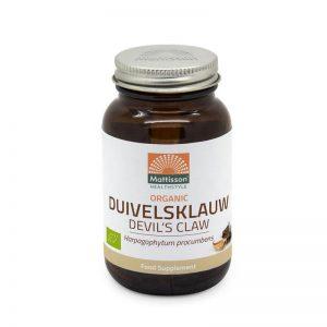 Mattisson HealthStyle Duivelsklauw Capsules