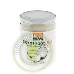 Mattisson HealthStyle Kokosnoot Olie Pot 470gr