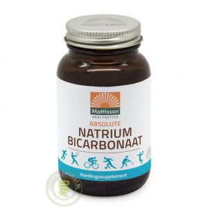 Mattisson HealthStyle Natriumbicarbonaat Capsules