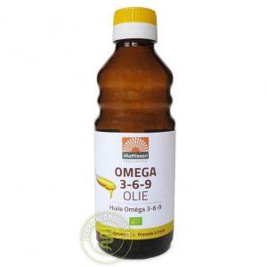 Mattisson HealthStyle Omega 3-6-9 Olie