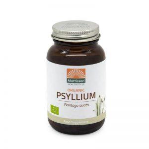 Mattisson HealthStyle Psyllium Husk Capsules