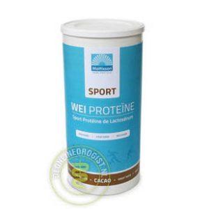 Mattisson HealthStyle Sport Wei Proteine Cacao 450gr
