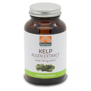 Mattisson Healthstyle Kelp Algenextract Tabletten
