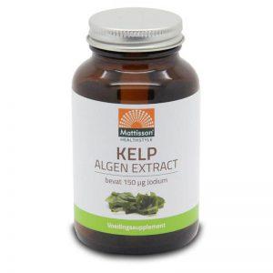 Mattisson Healthstyle Kelp Algenextract Tabletten