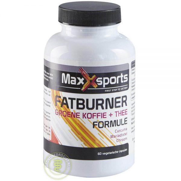 Maxxposure Maxx Fat Burner Capsules 60st