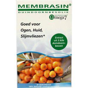 Membrasin Omega-7 capsules