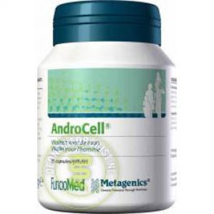 Metagenics Androcell Capsules