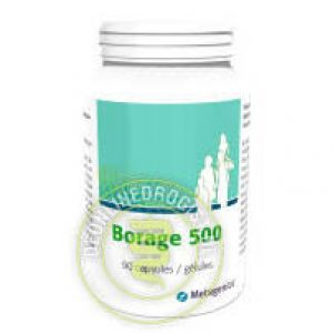 Metagenics Borage 500 Capsules 90st