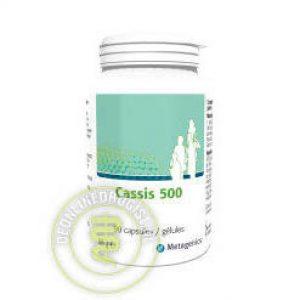 Metagenics Cassis 500 Capsules 90st