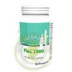 Metagenics Flax 1000 Capsules 90st