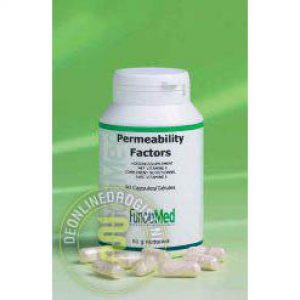 Metagenics FuncioMed Permeability Factors Capsules 90st