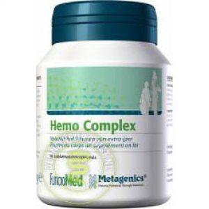 Metagenics Hemo Complex 60tb