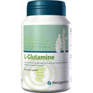 Metagenics L Glutamine Capsules